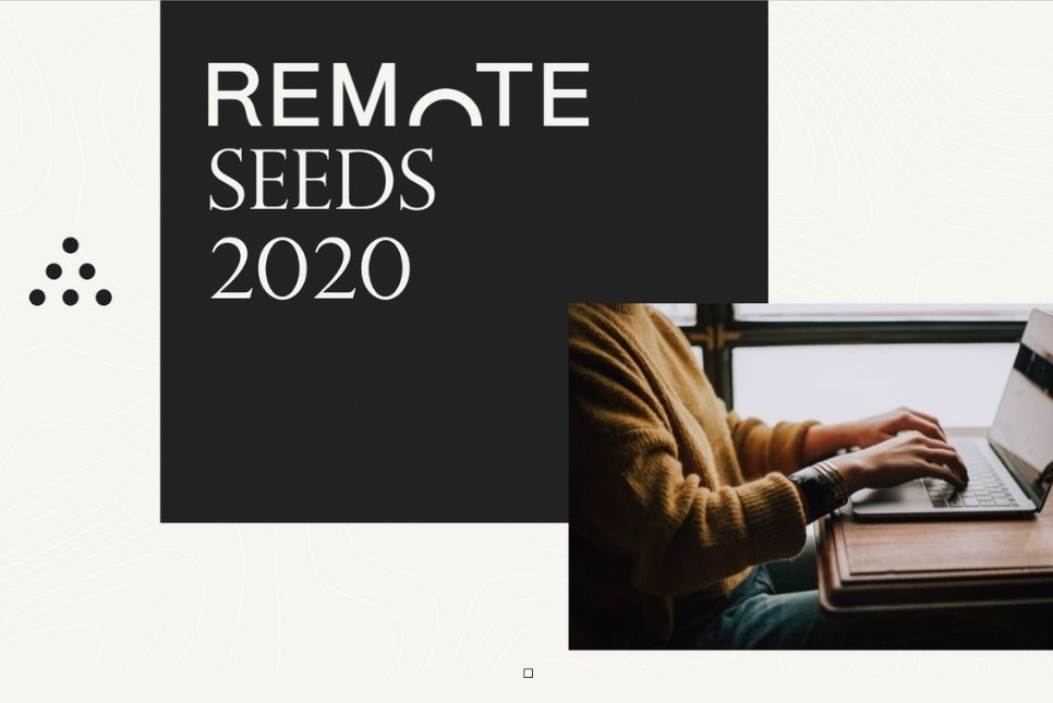 REMOTE SEEDS 2020