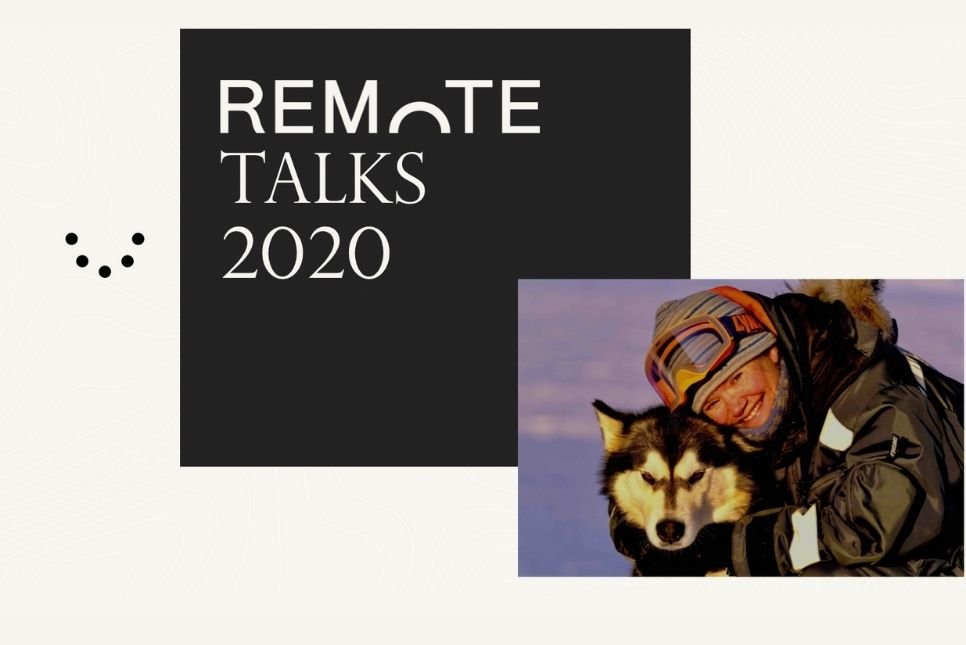 REMOTE Talks 2020 - Sunniva Sorby